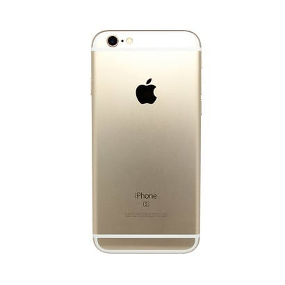 iPhone 6S Plus Gold Back