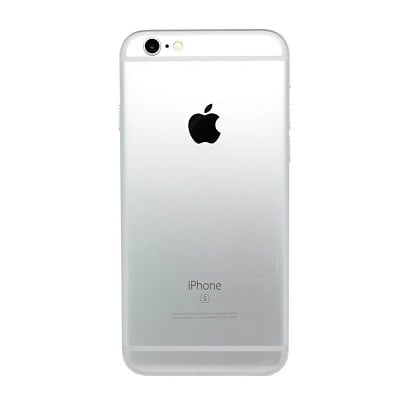 iPhone 6S Plus Silver Back