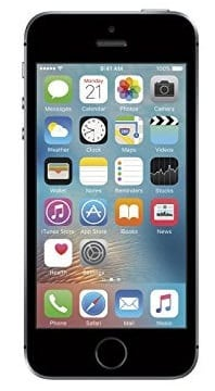iPhone SE Space Gray - Copy