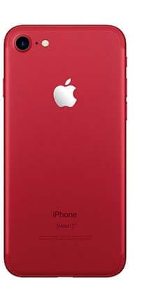 iPhone 7 red group