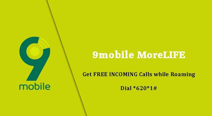 9mobile Images - 9mobile morelife free incoming calls while roaming