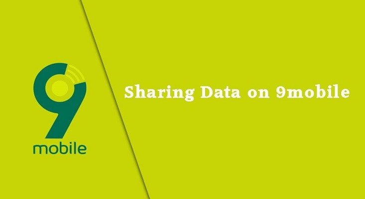 9mobile Images - Sharing data on 9mobile