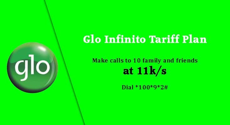 Globacom images - Glo infinito tariff plan for damily and friends