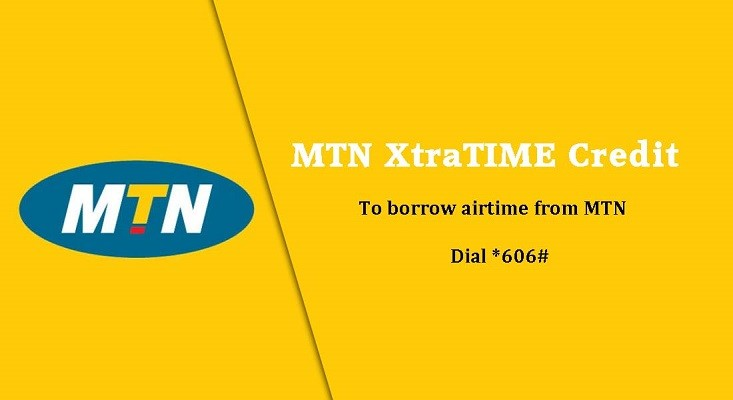 MTN images - MTNXtra TIME Credit
