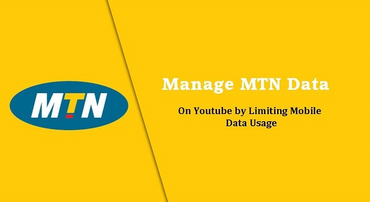 MTN images - manage mtn data on youtube