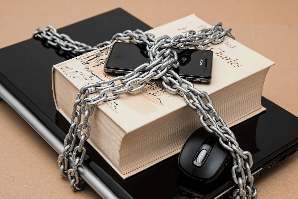 Delete history and encrypt android phone