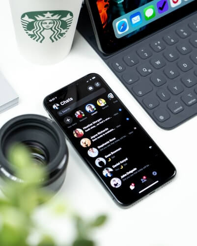 How to activate the dark mode in your Android phone.