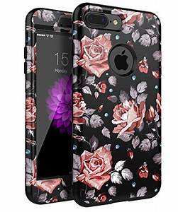 Hepic Floral Pattern for iPhone 8 Plus