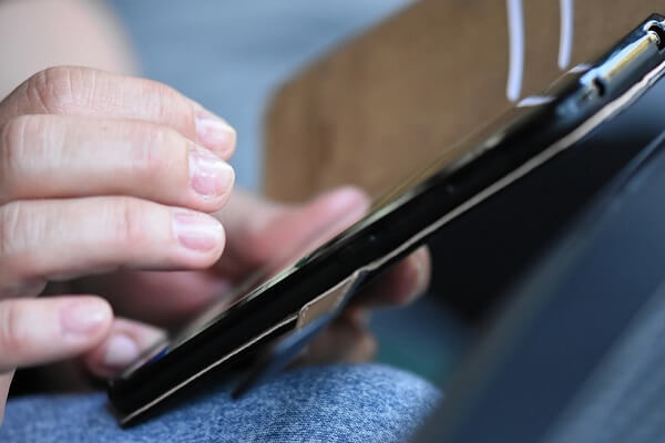 Delete browsing history on android phones