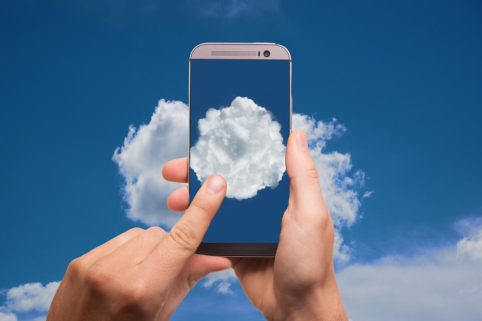 Using Android to icloud tool