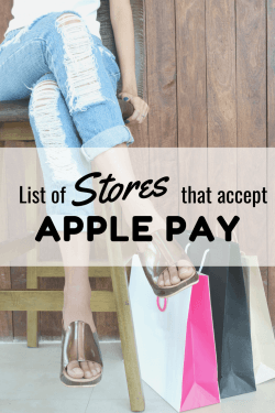 list of apple pay stores