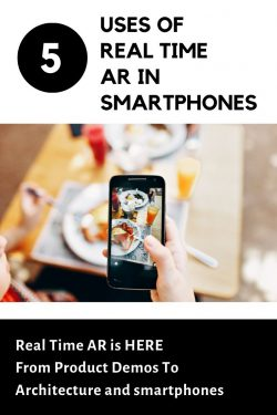 Real Time AR in Phones