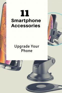 Upgrade your smartphone with accessories