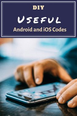 android and ios codes